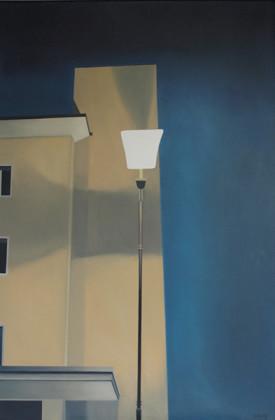 Oertig-Willi_Laterne-Ascona,-2011_oel-auf-Leinwand_120-x-80-cm
