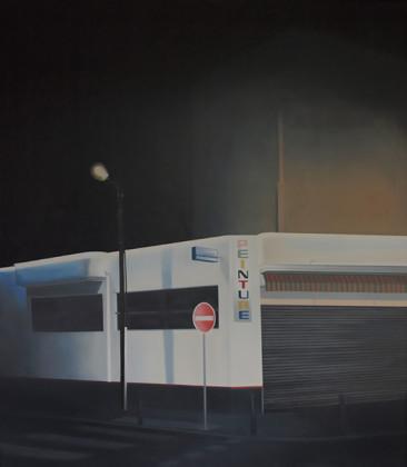 Oertig-Willi_Peinture_Antibes,-2011_oel-auf-Leinwand_105-x-90-cm